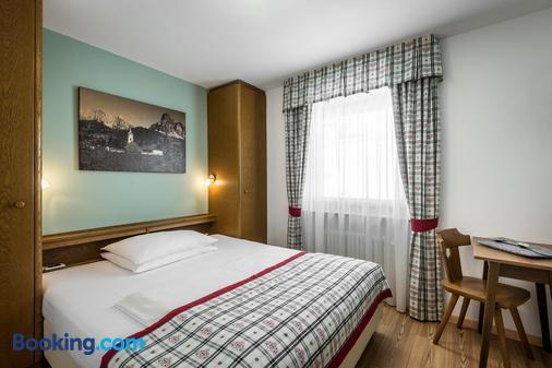 Albergo Pradat - Corvara in Badia - Bedroom