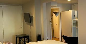 Private Garden Apartment - San Francisco - Schlafzimmer