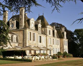 Chateau De Curzay - Curzay-sur-Vonne - Будівля