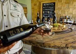 Neuras Wine & Wildlife Estate - Bullsport