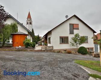 Zimmervermietung Familie Kolb - Bad Waldsee - Gebouw