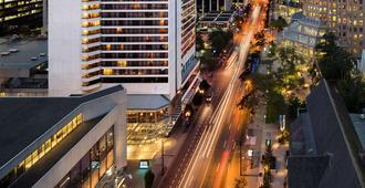 溫哥華君悅酒店 - 溫哥華 - 溫哥華 - 建築