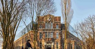 Generator Amsterdam - Amsterdam - Rakennus
