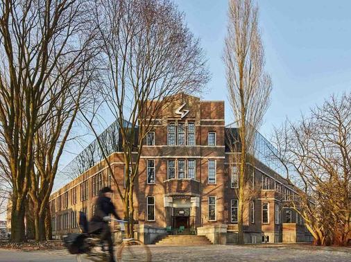 Generator Amsterdam - Amsterdam - Building