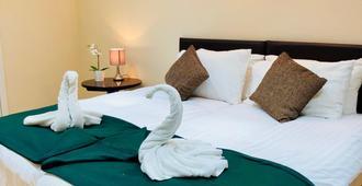 Hill Lodge Hotel - Sudbury - Bedroom