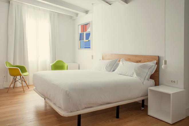 One Shot Prado 23 - Madrid - Bedroom