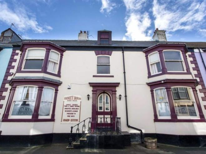 Trinity Guest House - Hartlepool - Building