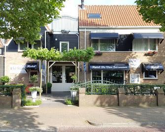 Hotel De Vier Seizoenen - Renesse - Building