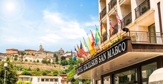 Hotel Excelsior San Marco - Bergamo - Utsikt