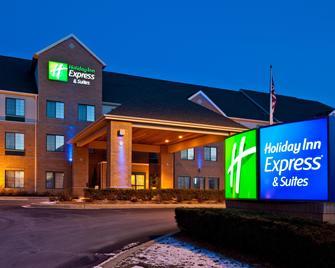 Holiday Inn Express Hotel & Suites Pleasant Prairie-Kenosha - Pleasant Prairie - Edificio
