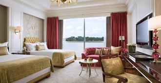 The St. Regis Singapore - Singapore - Bedroom