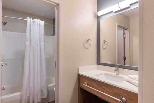 Extended Stay America - Charlotte - Pineville - Pineville Matthews Rd. - Σάρλοτ - Μπάνιο