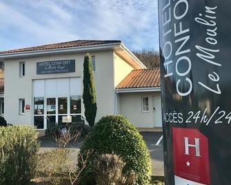 Hôtel Confort Le Moulin Rouge - Terrasson-Lavilledieu - Building