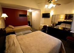 Hotel Nutibara - Mendoza - Phòng ngủ