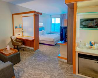 SpringHill Suites by Marriott Macon - Macon - Bedroom