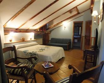 Hotel Rural Puente Del Duraton - Sepúlveda - Bedroom