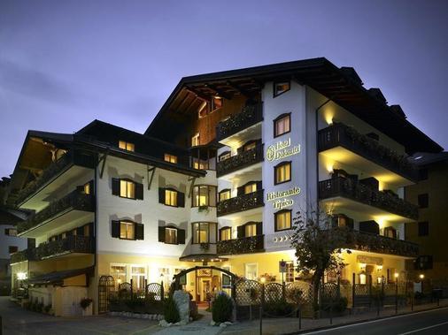 Hotel Dolomiti - Moena - Rakennus