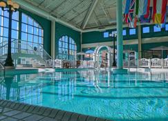 Temple Gardens Hotel & Spa - Moose Jaw - Pileta