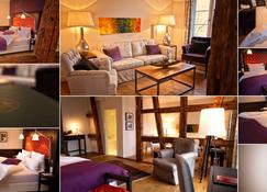 Bad Hotel Überlingen - Überlingen - Schlafzimmer