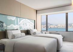 Hyatt Centric Victoria Harbour Hong Kong - Hongkong - Schlafzimmer