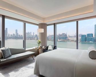 Hyatt Centric Victoria Harbour Hong Kong - Hongkong - Bedroom