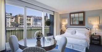 Hotel Lungarno - Lungarno Collection - Florencia - Habitación