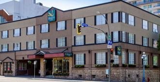 Quality Inn Downtown Inner Harbour - Victoria - Building