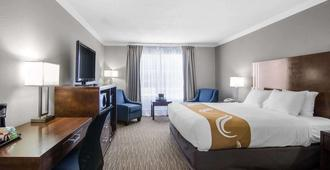 Quality Inn Downtown Inner Harbour - Victoria - Schlafzimmer