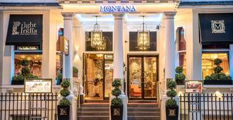 Montana Hotel London - London - Building