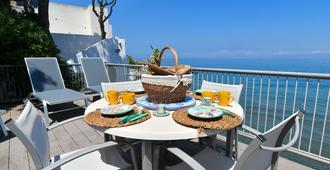 Villa Lentisco - Ischia - Balcony