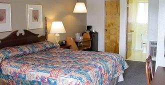 Lone Oak Lodge - מונטריי - חדר שינה