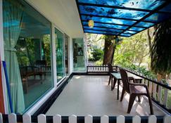 Yoko Riverkwai Resort - Ban Lum Sum - Balcony