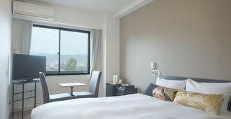 ビジネスホテル嵐山 - 京都市 - 寝室