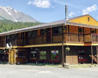 Trail Lake Lodge - Moose Pass - Gebouw
