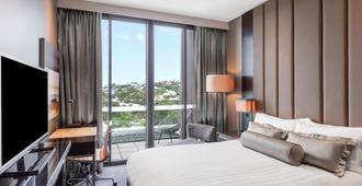 Gambaro Hotel Brisbane - Brisbane - Bedroom