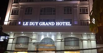 Le Duy Grand Hotel - Ho Chi Minh Stadt - Gebäude