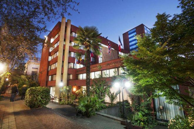 Panamericana Hotel Providencia - Santiago - Rakennus