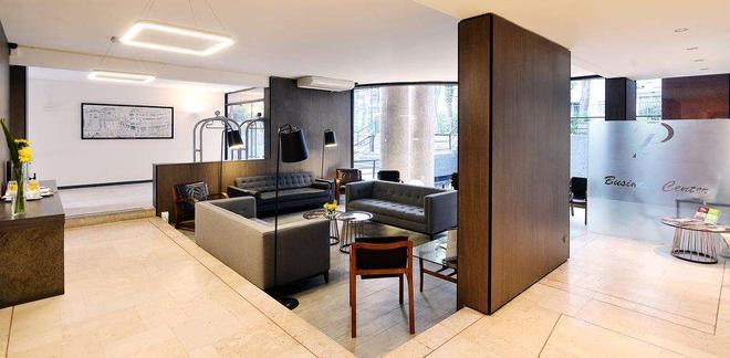 Panamericana Hotel Providencia - Santiago - Hành lang