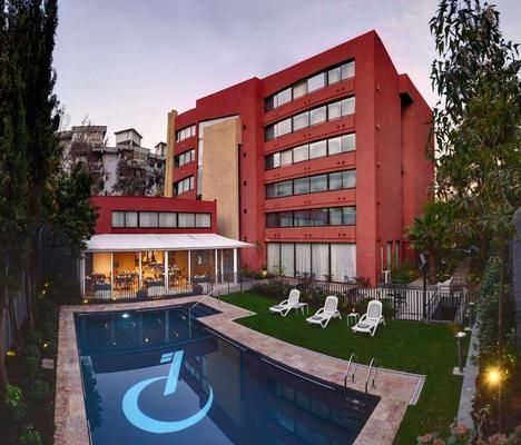 Panamericana Hotel Providencia - Santiago - Toà nhà