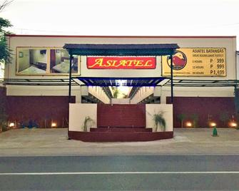 Asiatel Batangas - Lipa City - Building
