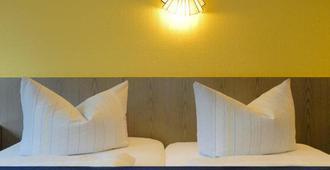 Motel & Rasthof Grunewald - ברלין - חדר שינה