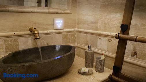 Le Tillau - Verrières-de-Joux - Bathroom