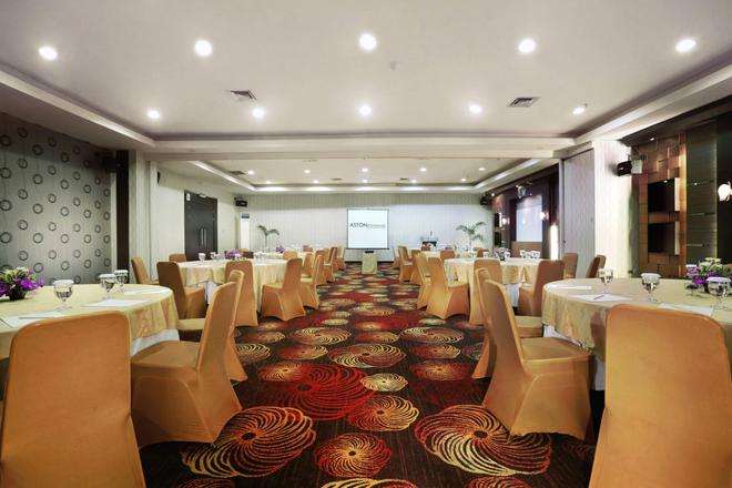 Aston Pontianak Hotel and Convention Center - Pontianak - Banquet hall