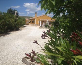 Casa Amarilla - Alfafara - Outdoors view