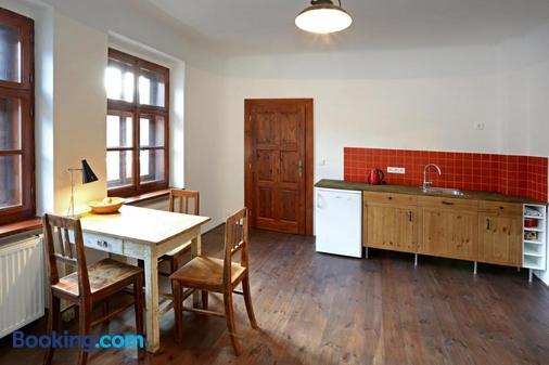 Penzion U Lasíku - Horoměřice - Dining room