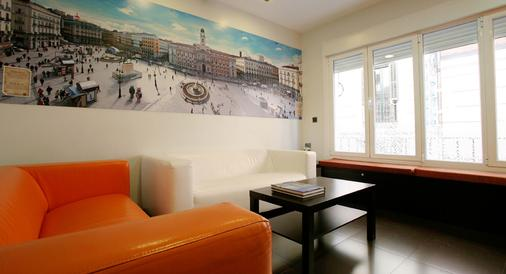 Puerta del Sol Rooms - Madrid - Living room