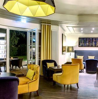 Dorint Parkhotel Meißen - Meissen - Bar