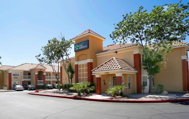 Extended Stay America - Phoenix - Scottsdale - Old Town - Scottsdale - Edificio