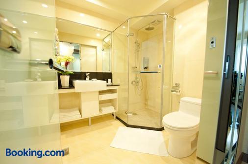 麗軒國際飯店 - 花蓮市 - 浴室