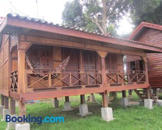 Don Som Riverside Guesthouse - Khinak - Building